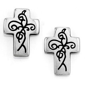 """Brighton """"True Cross"""" Earrings!"""